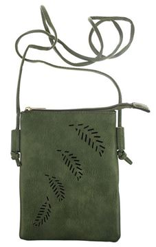 Picture of Olive fern bag