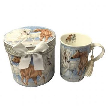 Picture of Horse mug with gift box