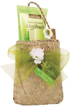 Picture of Woven basket kiwifruit set