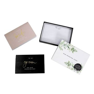 Picture of Wedding vow box