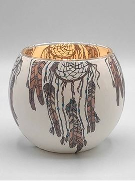 Picture of Dream catcher tealight holder