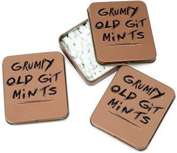Picture of Grumpy old git mints
