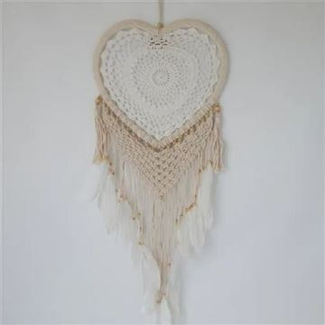 Picture of Gypsy heart dreamcatcher