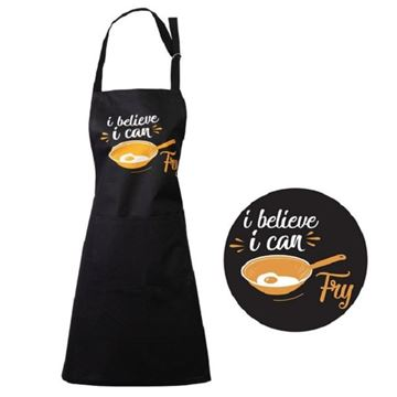 Picture of Apron I believe i can fry