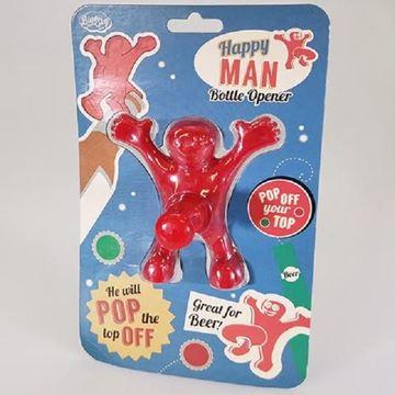 Picture of Happy man bottle opener