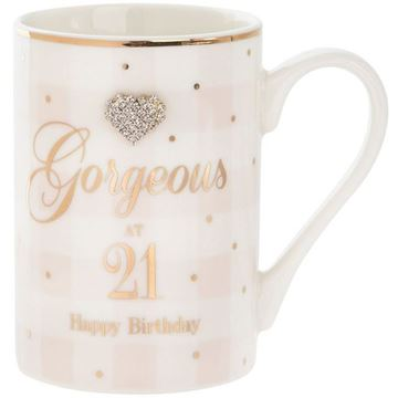 Picture of Mad dots 21st mug