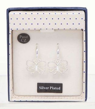 Picture of EQ exotic butterfly earrings