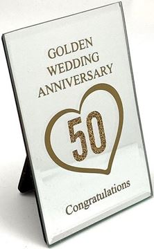 Picture of Golden anniversary