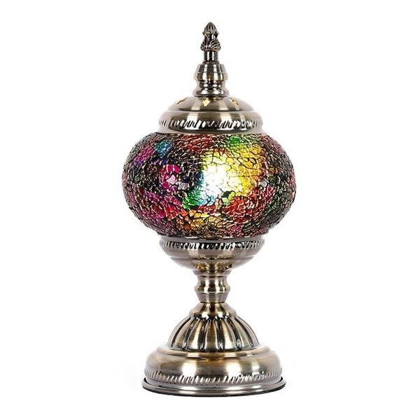 Picture of Turkish mosaic lamp