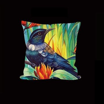 Picture of Tui/butterfly cushion cover