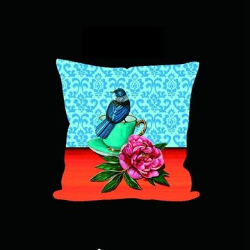 Picture of Tui/flowers cushion cover