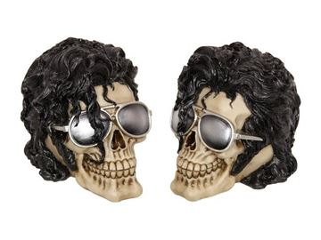 Picture of Michael jackson skull