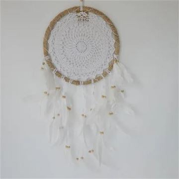 Picture of Gypsy feather dreamcatcher