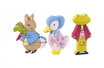 Picture of Peter rabbit mini puzzle set