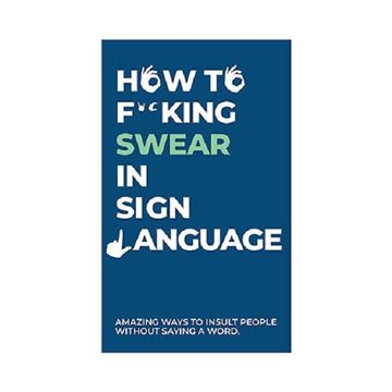 Picture of How to swear in sign language