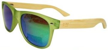 Picture of Sunnies green frames/lens