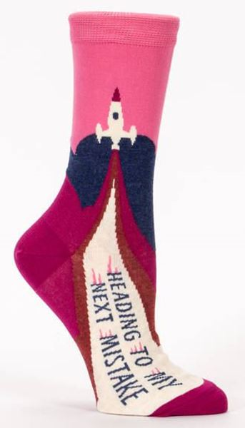 Picture of Womens next mistake socks