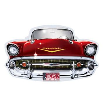 Picture of 57 chev wall plaque
