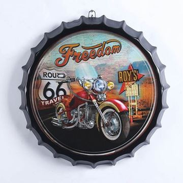 Picture of Motorbike bike bottle top
