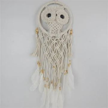 Picture of Dreamcatcher owl 17cm