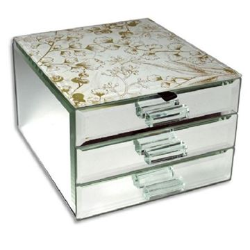 Picture of Tenderly jewellery box drawers