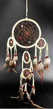 Picture of Dreamcatcher natural/wood