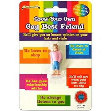 Picture of Grow a gay friend