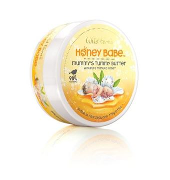 Picture of Honey babe mummys tummy butter