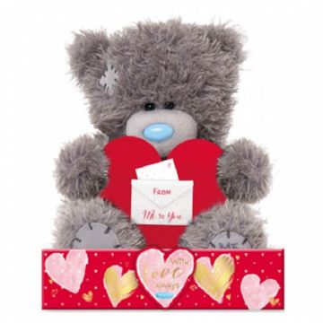 Picture of Personalise heart bear