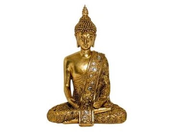 Picture of 23.5cm sitting buddha