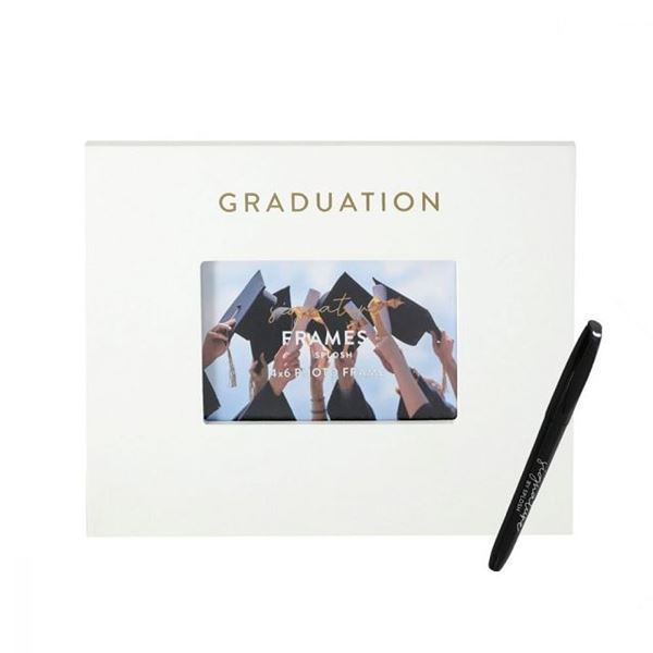 Picture of Graduation signature frame
