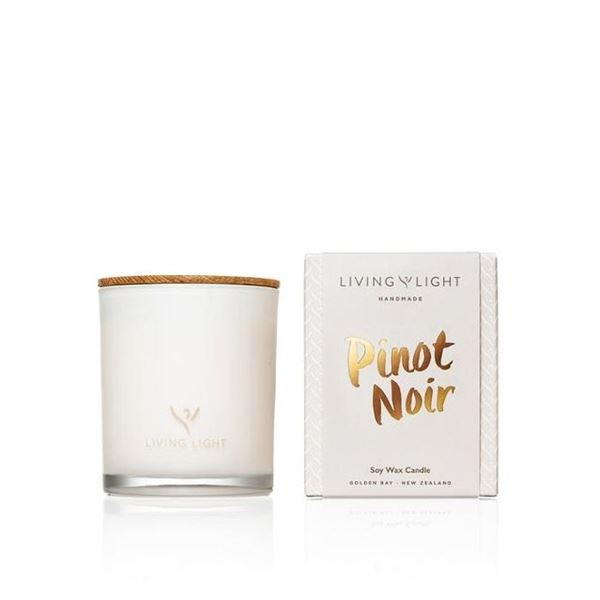 Picture of Pinot noir candle