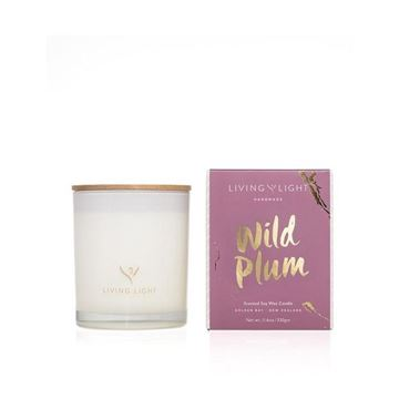 Picture of Wild plum candle