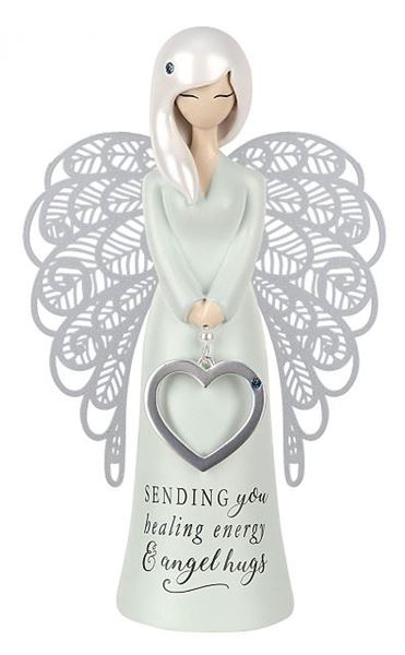 Picture of Angel healing energy