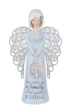 Picture of Family blessing figurine