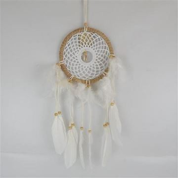 Picture of Boho macrame shell d/catcher