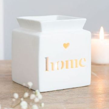 Picture of Home cut out oil burner