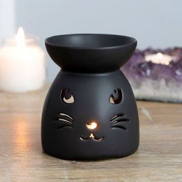 Picture of Black cat oil burner
