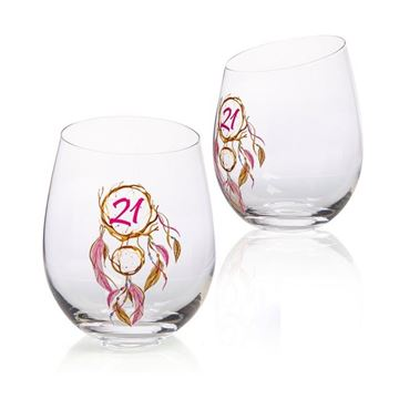 Picture of 21st dream stemless glass