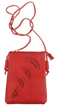 Picture of Cerise fern bag