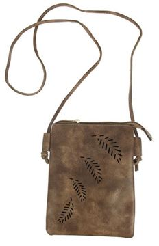 Picture of Chocolate fern bag