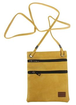 Picture of Mustard compartment bag