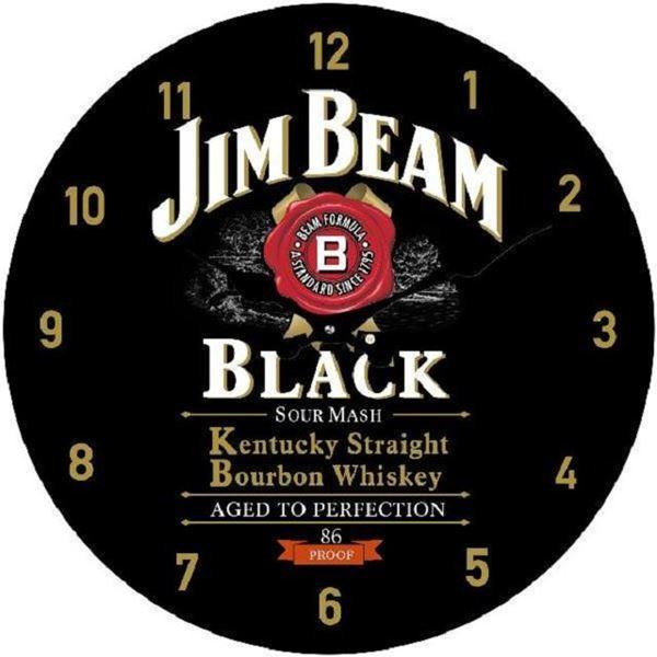 Picture of Clock jim beam 30cm