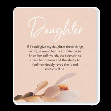 Picture of Flourish daughter verse