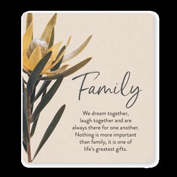 Picture of Flourish family verse