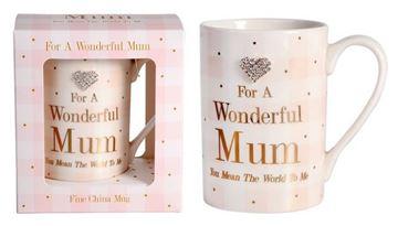 Picture of Mad dots mum mug