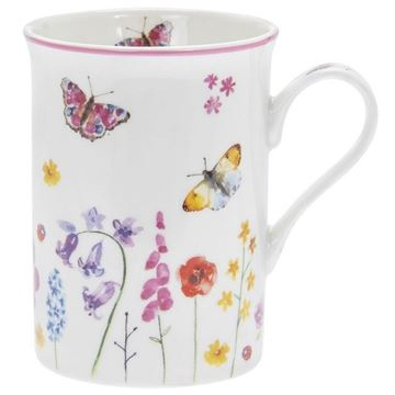 Picture of Butterfly garden mug