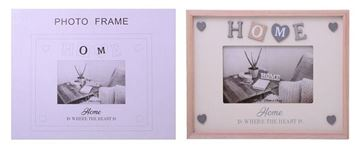 Picture of 6x4 home sentiments frame
