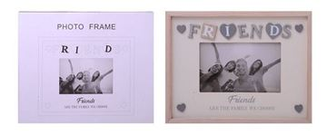 Picture of 6x4 friends sentiment frame
