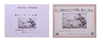 Picture of 6x4 G/children sentiment frame